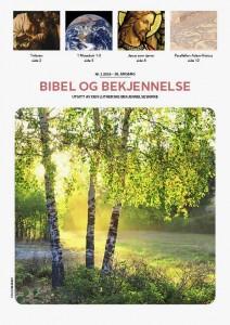 Bibel og bekjennelse 1-2016 (Forside)