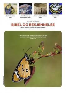 Bibel og bekjennelse 2-2016 (forside)