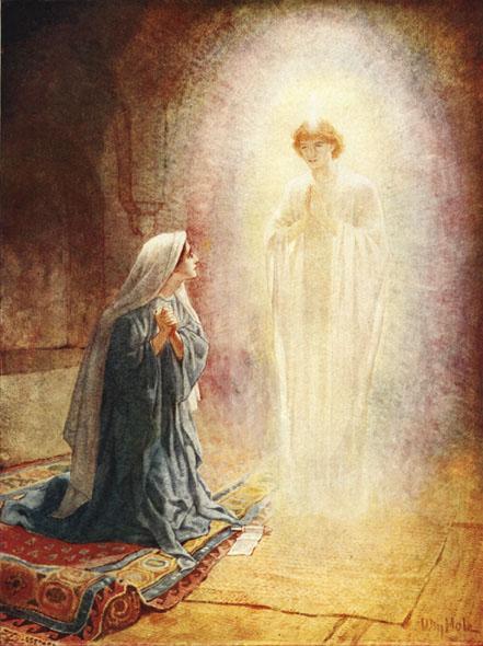 Engelens nådebudskap
