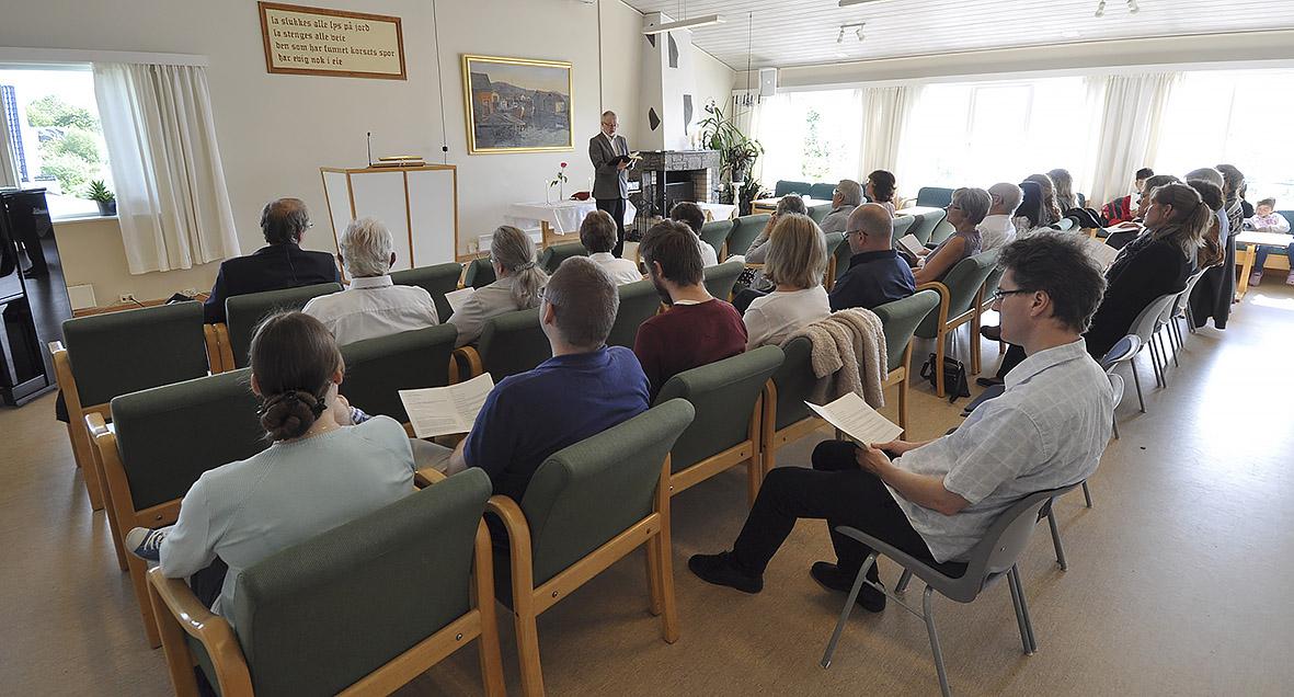 Høymesse kirkemøte2015