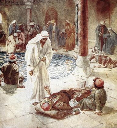 religionens plass i var tid
